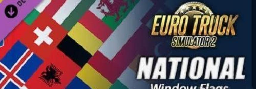 National Windows Flags Non-DLC Mod 1.24