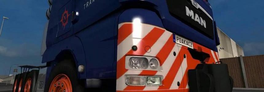 NAVIGATOR Skin for MAN TGX e5