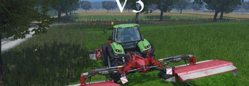 New grass texture v3.0