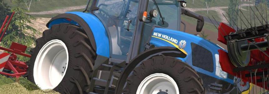 New Holland T5.95 v1.0
