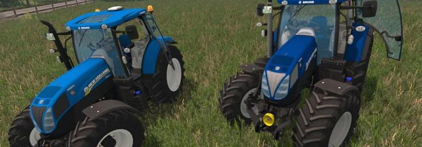 New Holland T7 Set v2.0