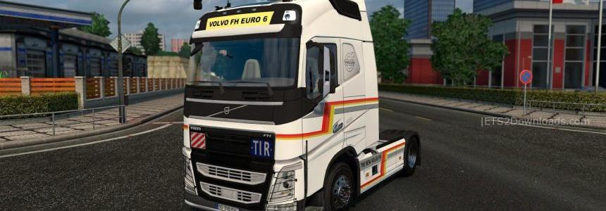 New Volvo FH v2.6