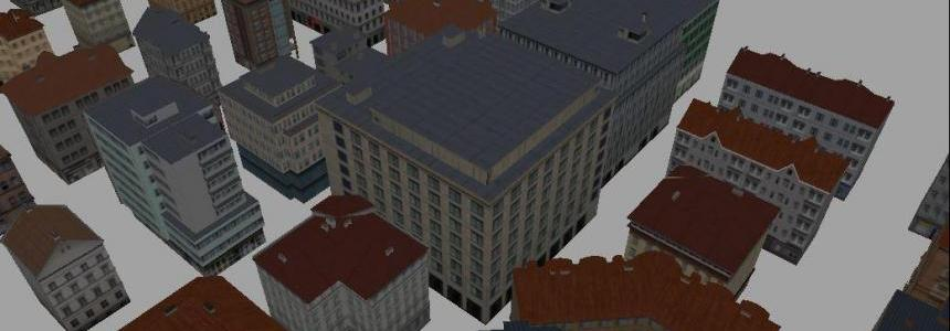 Objects and buildings retro by Vaszics v2.0