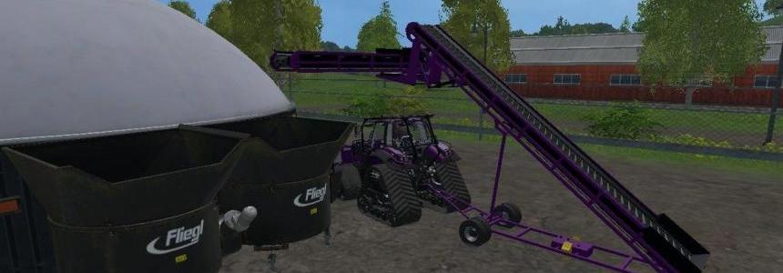 OFF ROAD CONVEYOR BELT v1