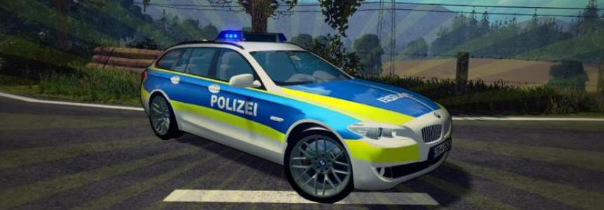 Police Car v1.0 by B3nny