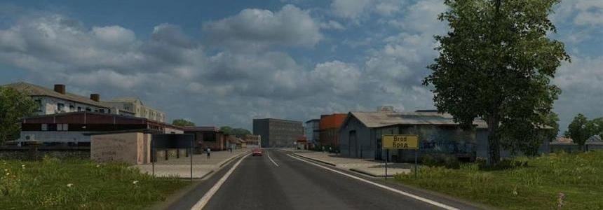 Project Balkans  ProMods addon for 1.24.x v2.03