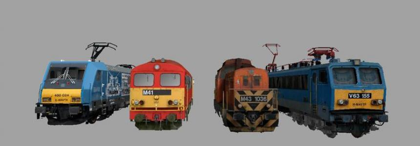 Railroad pack v1.0