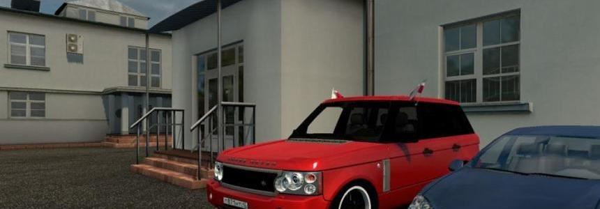 Range Rover Supercharged 2008 V1.24 + DLC Flag