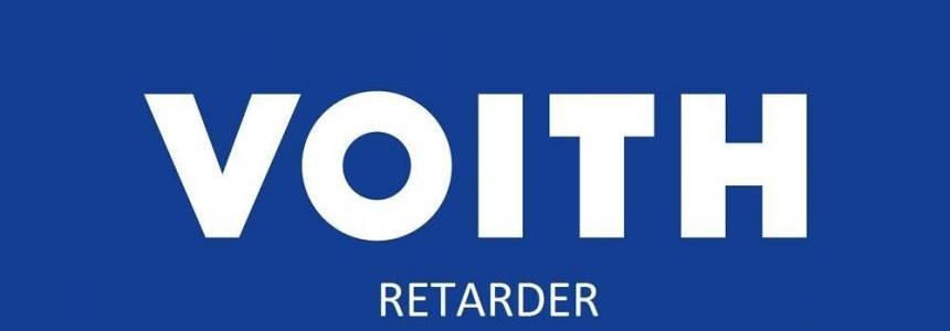 Real Voith Retarder Sound