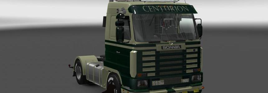 Scania 143M H.E.Payne skin 1.24
