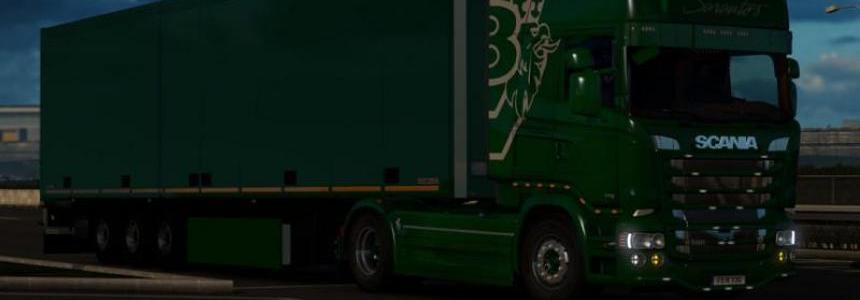 Scania Combo Skin
