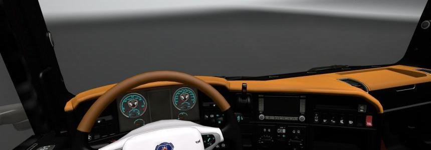Scania Interior v1