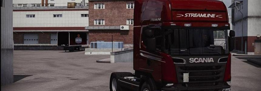 Scania Mega Mod v6.5