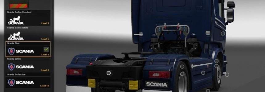 Scania Mudflap Pack v1.0