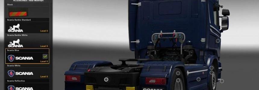 Scania Mudflap Pack v1.1