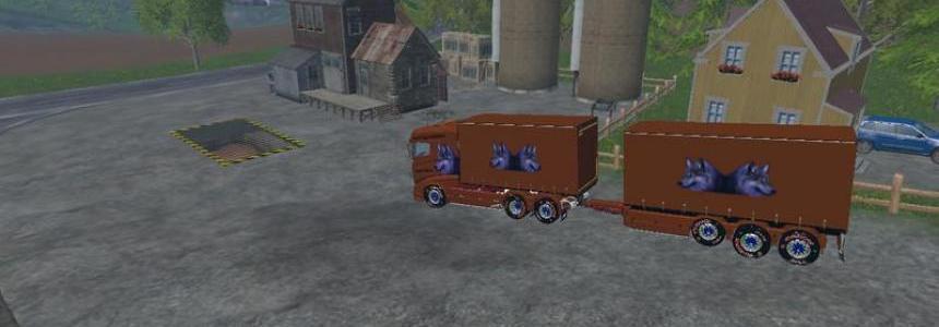 Scania Plane Pack v1.0