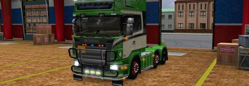Scania R2008 by 50keda v4.0
