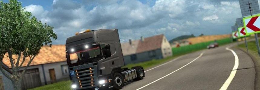 Scania R420 v1.8