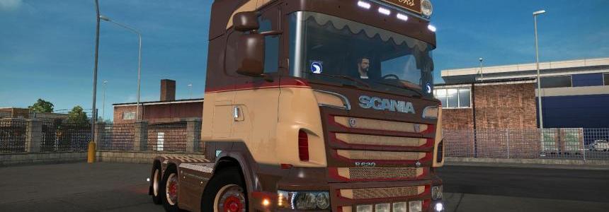 Scania R620 Theo Hoks v2.2