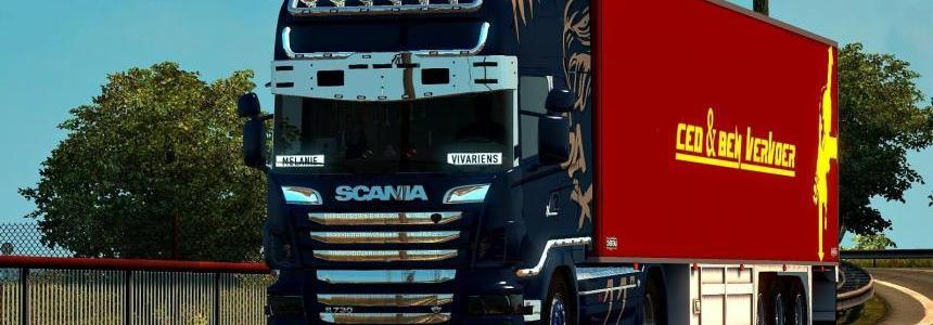 Scania R730 Atelier v1.0