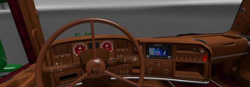 Scania RJL Interior v1.0