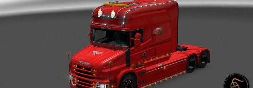 Scania T Longline