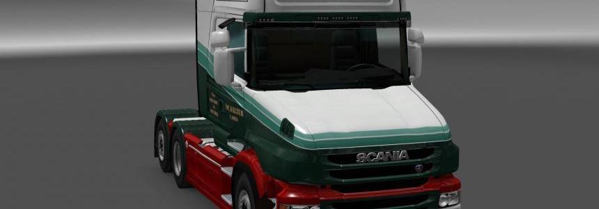Scania T series Topline M.C.Salter & sons 1.24