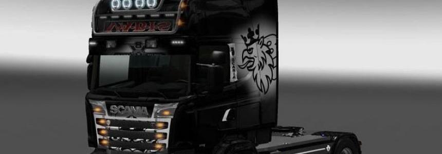 Scania Vabis Viking Skin 1.23