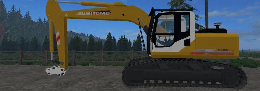 Sumitomo SH200 v1.0