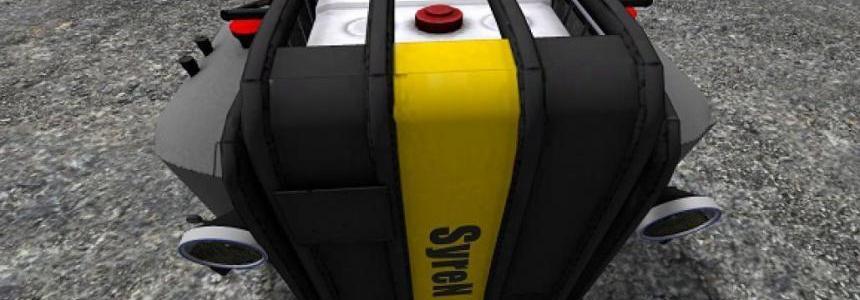 SyreN Tank Privat v1.0