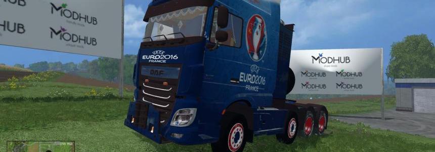 TFSG DAF XF EURO 2016 TFSGROUP