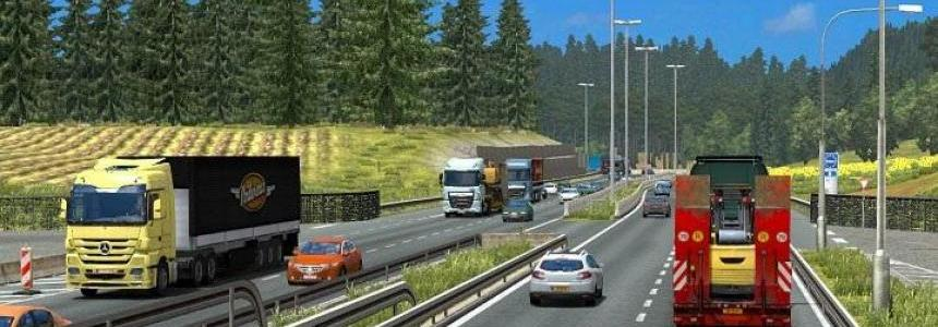 Traffic Density for 1.24 (release)