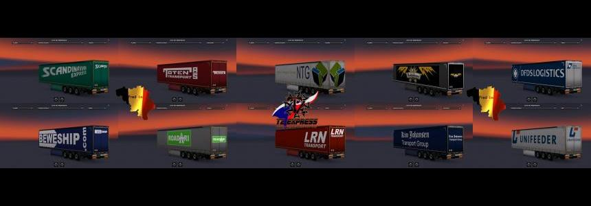 Trailer Pack Scandinavia 1.23.x & 1.24.x