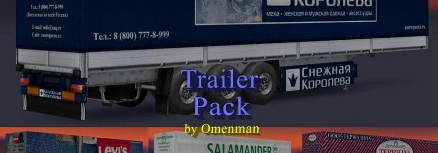 Trailers Pack by Omenman v3.8
