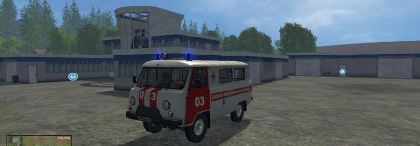 UAZ 2206 Ambulance v2.0