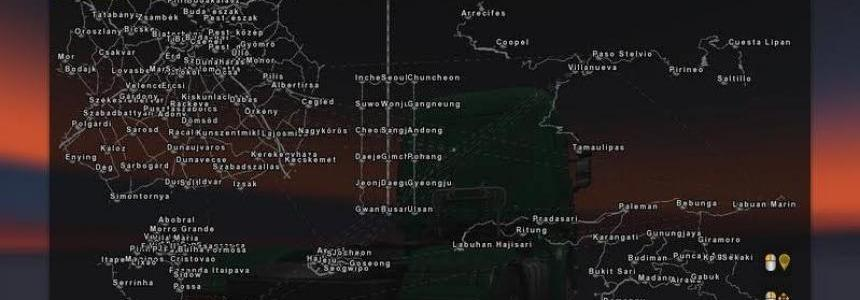 Union Map v1.0