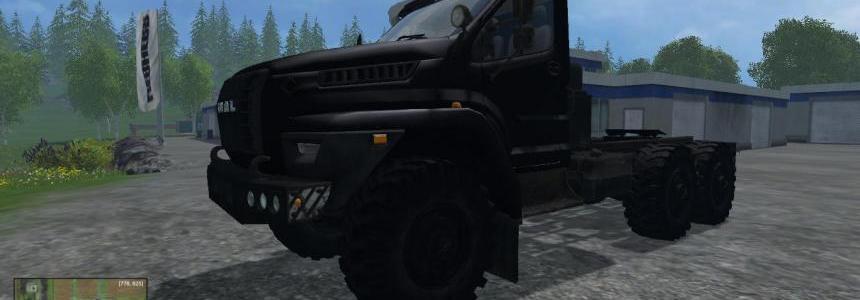 URAL NEXT 4320 v2