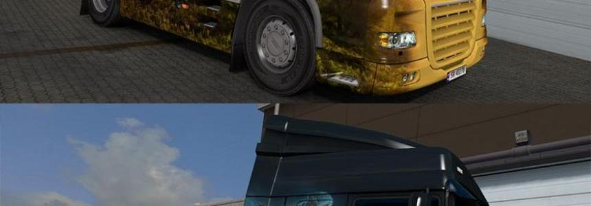 Viking Legends Paint Jobs Pack for DAF XF by 50k 1.24