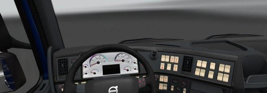 Volvo 2009 New Dashboard