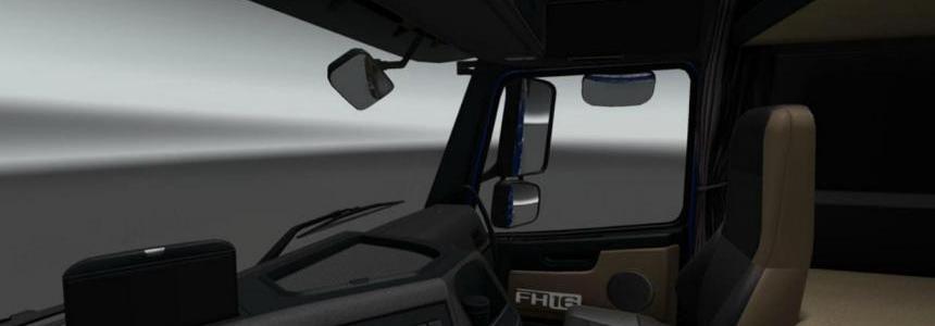 Volvo FH 2009 Interior 1.24
