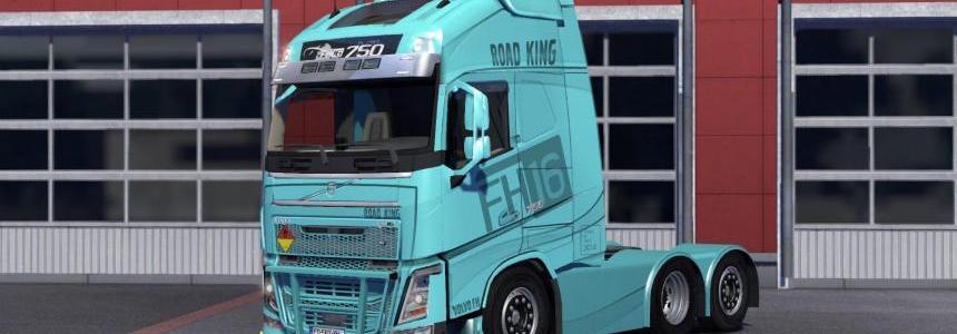 Volvo FH 2013 [ohaha] v20.01s