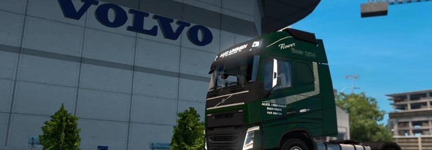 Volvo FH16  2012 Reworked v2.6.1