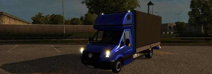 VW Crafter  TDI by Diablo v2.5