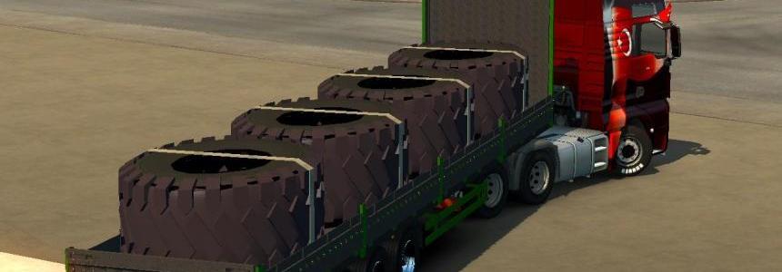 Wheel trailer 1.24