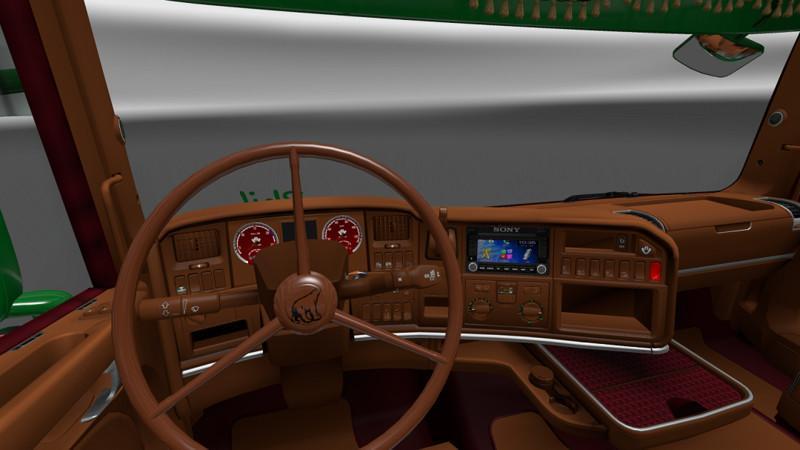 Scania Rjl Interior V1 0 Modhub Us