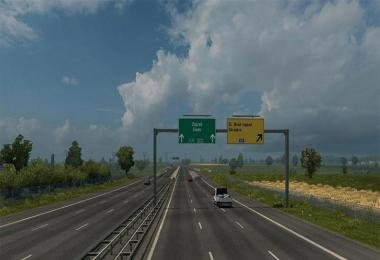 Project Balkans v2.03 ProMods addon for 1.24.x