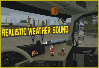 Realistic Weather Sound