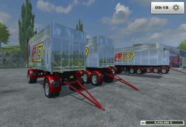 Road Train Pack
