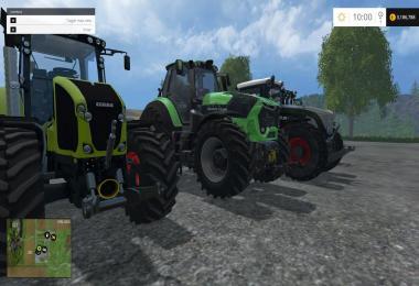 Tractors pack V1