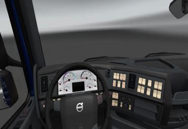 Volvo 2009 New Dashboard